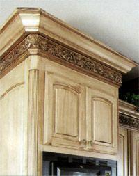 Decorative Wood Molding