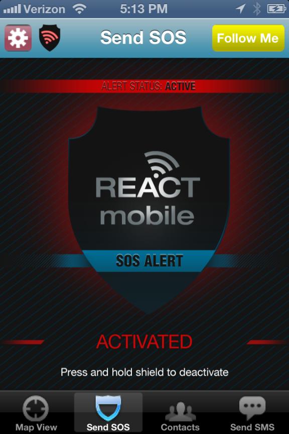 React Mobile Safety App At Your Fingertips ReactMobile