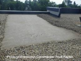 Edmonton Roof Repair Ten Reasons Your Flat Roof Leaks Article Leaking Flat Roof Flat Roof Roof Repair