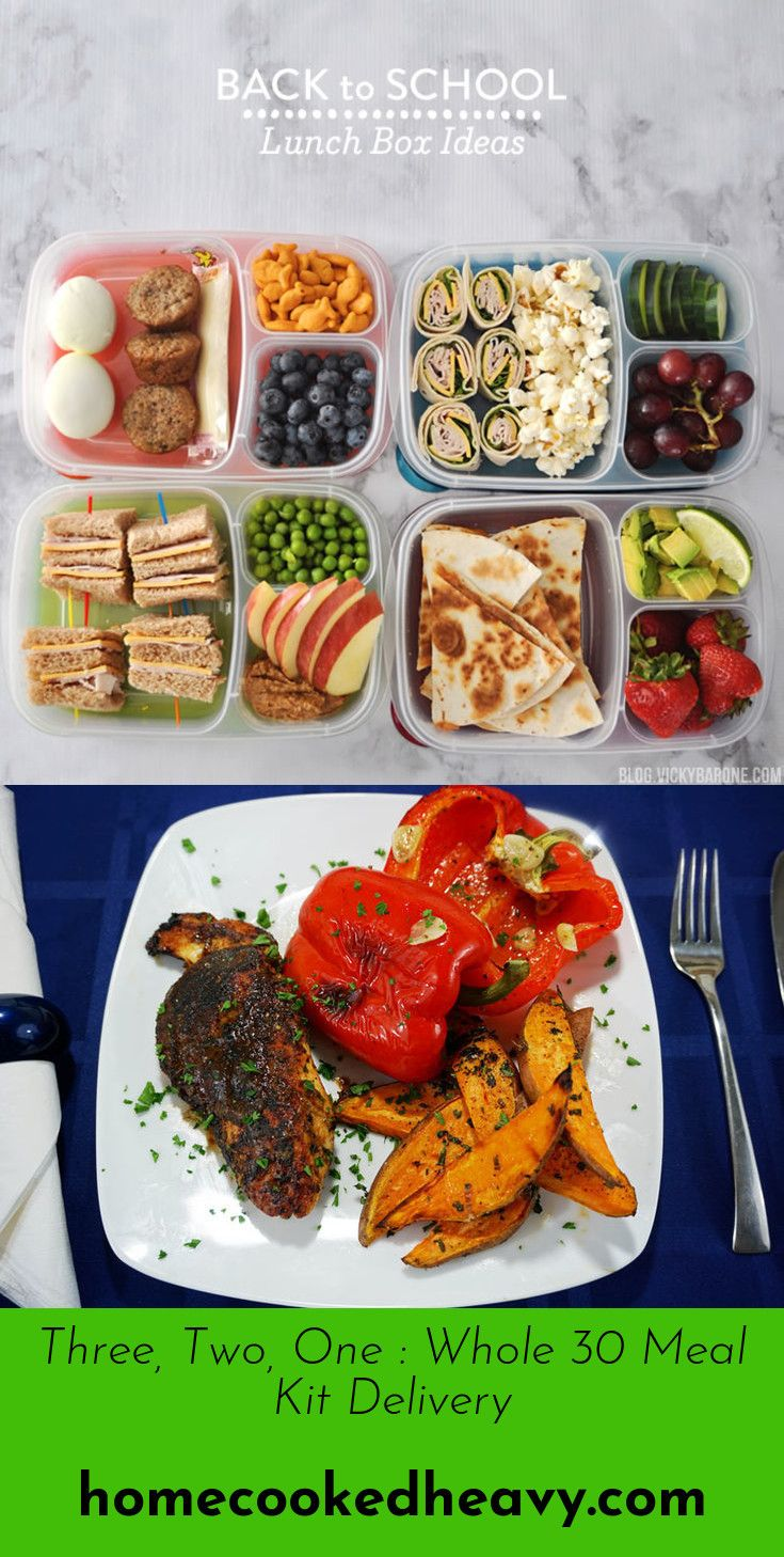 Whole 30 recipes, Meals, Meal kit deliver
