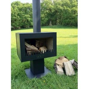 Fiesta Garden Stove And Chimnea