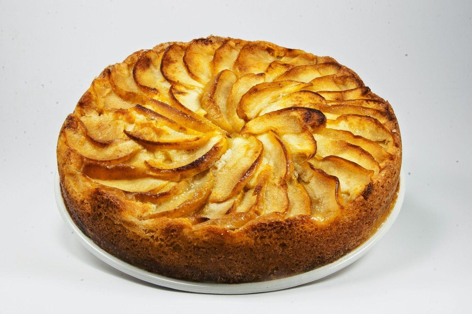 Las maría cocinillas: Ricetta Torta di Mele facile