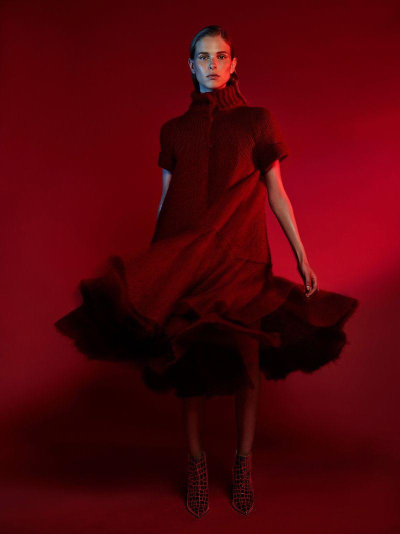 Lina Berg for Harper's Bazaar Germany