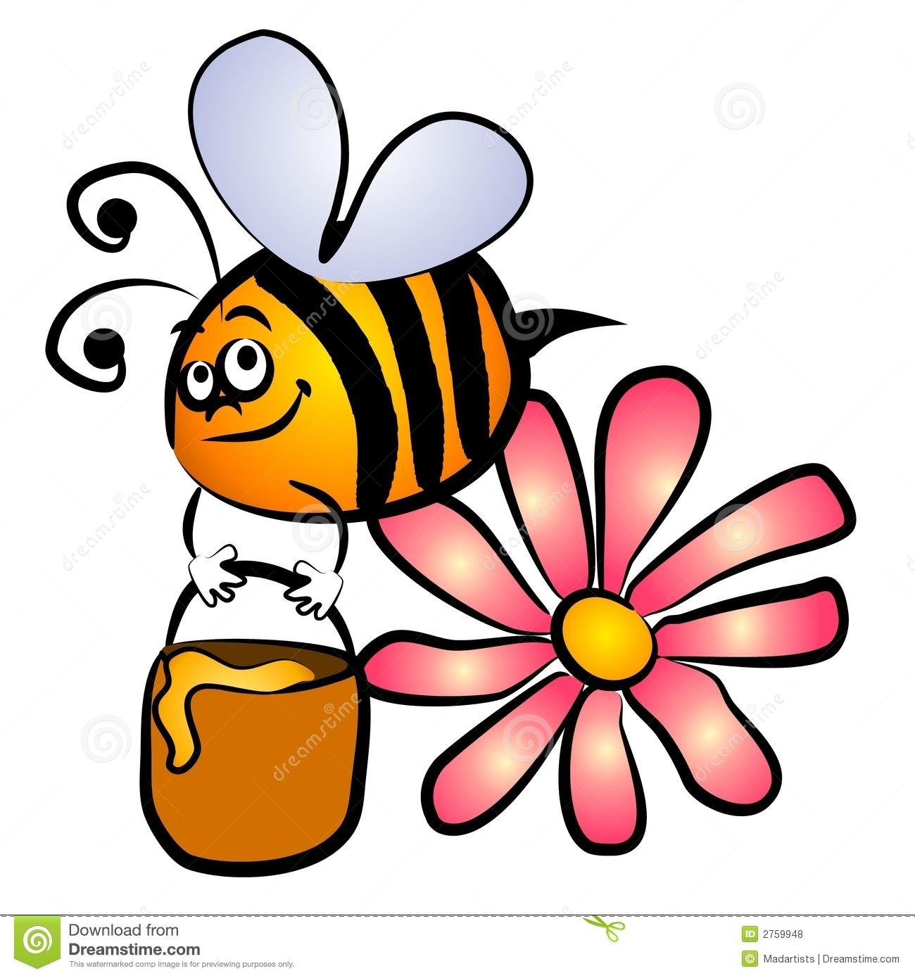 flying bumble bee clip art cartoon bumblebee flying with honey