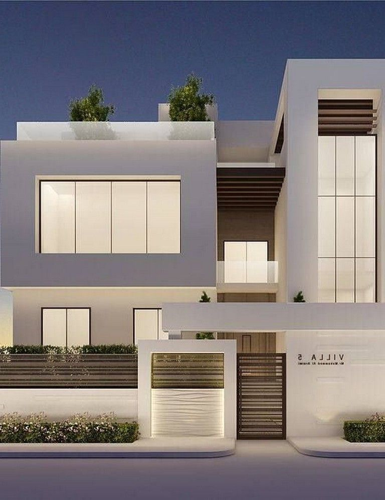 10 Stunning Modern Minimalist House Architecture That Cool And Trendy Home Homedecor Homedes Modern Minimalist House Duplex House Design Architecture House