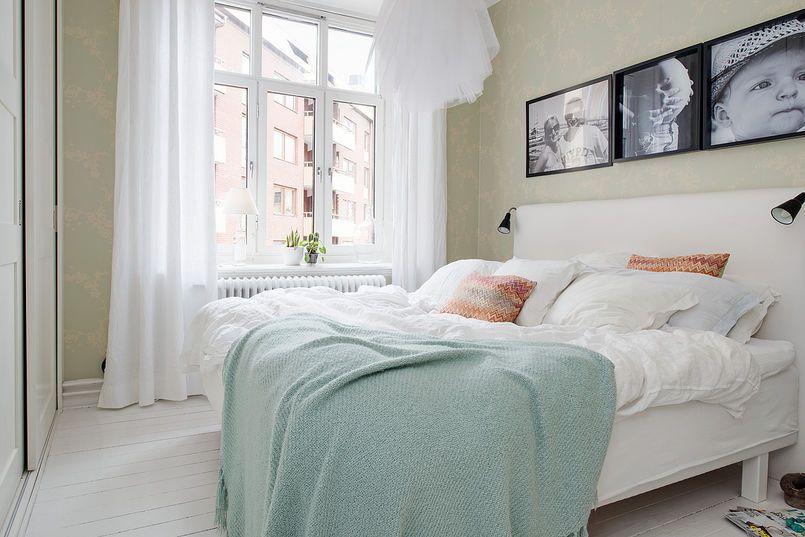 Pastelowa Sypialnia Sypialnia Styl Klasyczny Aranzacja I Wystroj Wnetrz Home Decor Trends Home Bedroom Bed