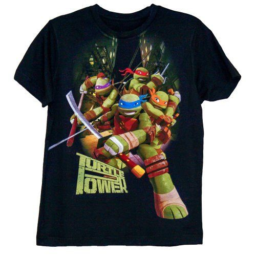 TMNT: Nickelodeon Turtle Power Tee - Youth