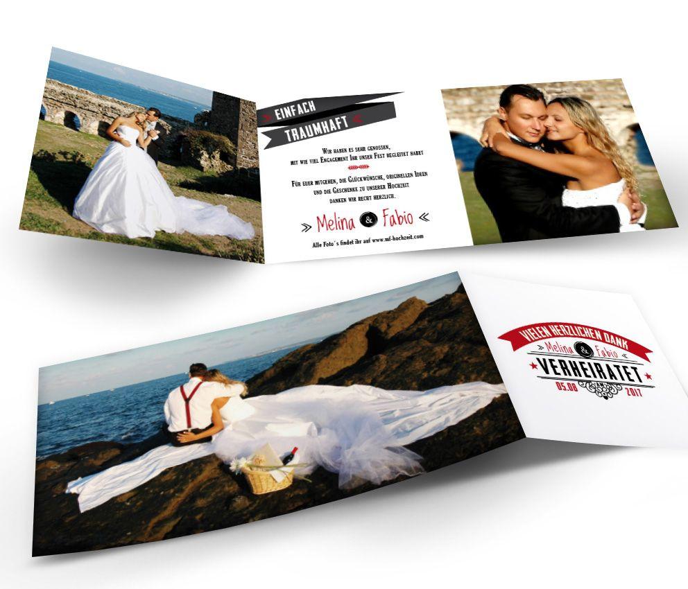 Was Sagen Religionen Zur Verhütung: Dankeskarten Zur Hochzeit Mit Eigenen Bildern Und Texten