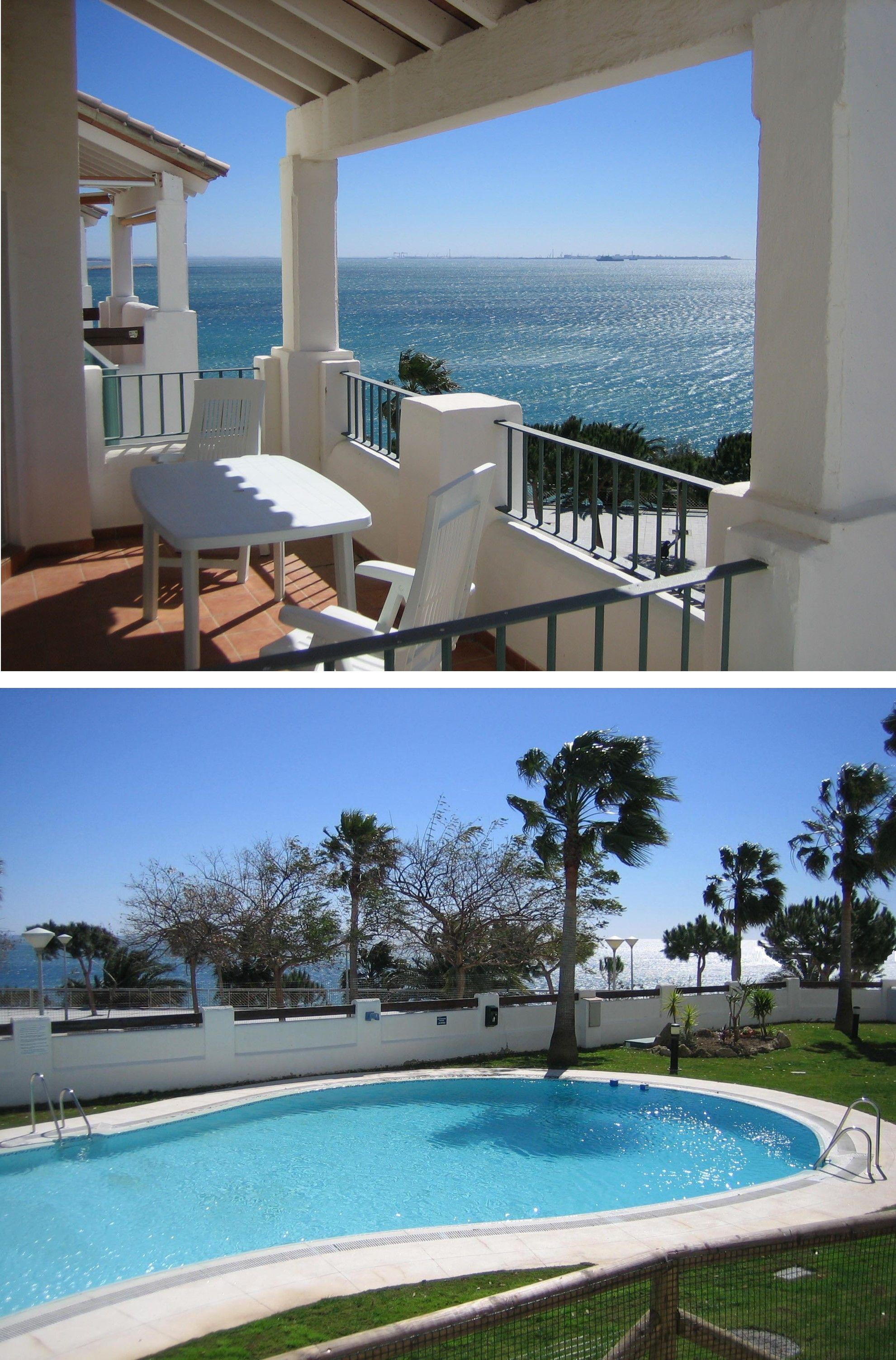 Rota Apartamento En Primera Línea Con Maravillosas Vistas Al Mar En Rota Cádiz Casas De Veraneo Apartamentos Decoracion De Exteriores