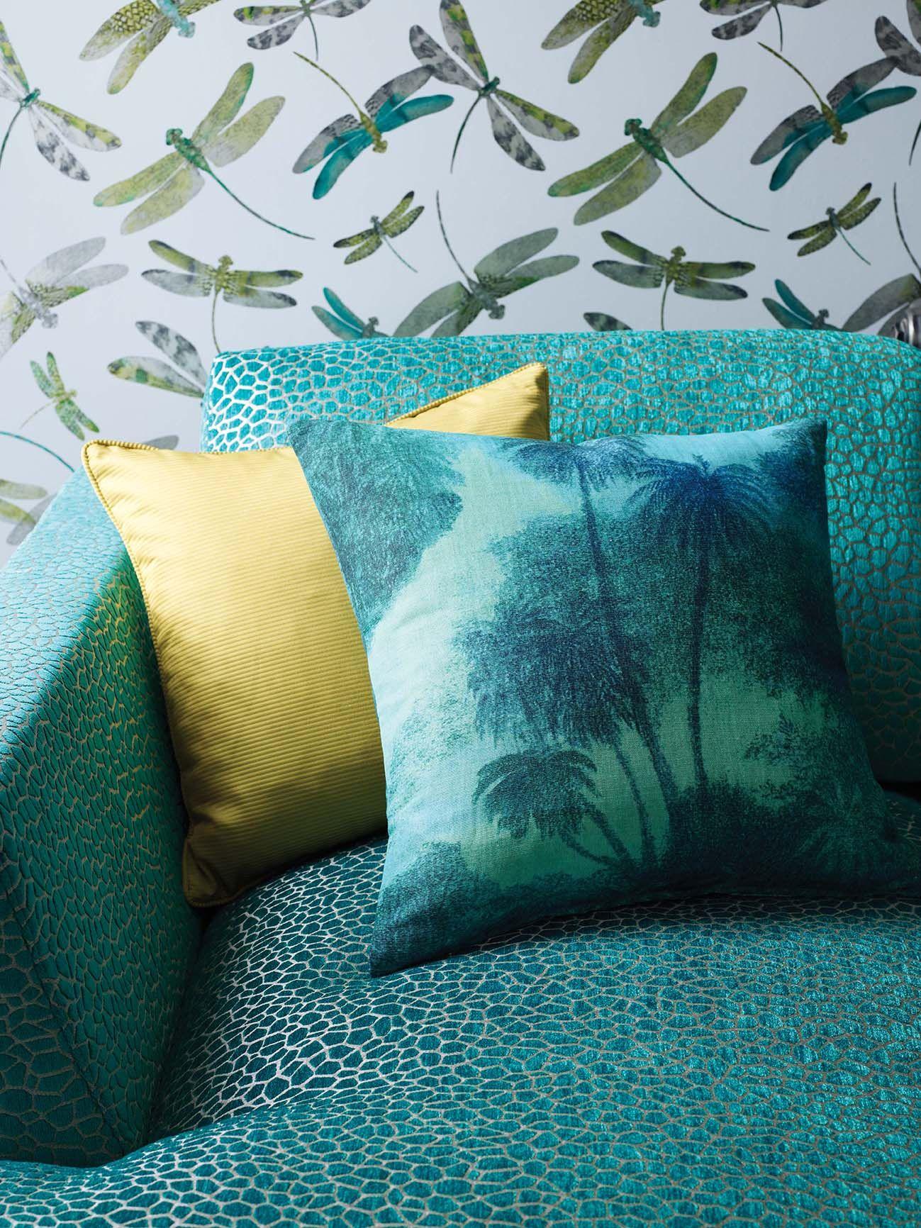 Samana fabrics by Matthew Williamson at Osborne & Little | Ideas for ...