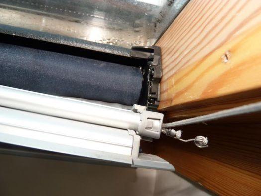 Reparer Store Velux Occultant Concrete Waarin De Oppervlak