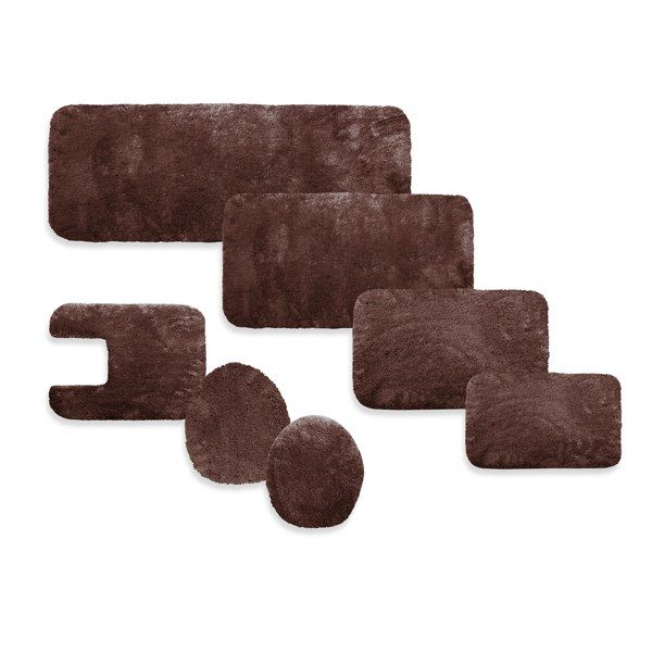 Microdry Plush Bath Rug With Memory Foam 20 X 33 Bed Bath
