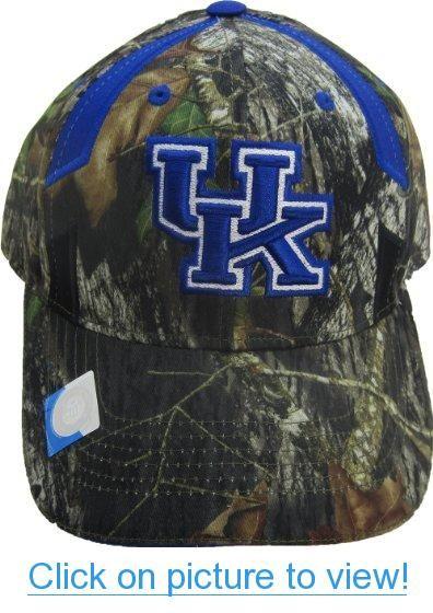 University of Kentucky Mossy Oak Infinity Camo Hat with Tags  University   Kentucky  Mossy  Oak  Infinity  Camo  Hat  Tags cfd67da4c343