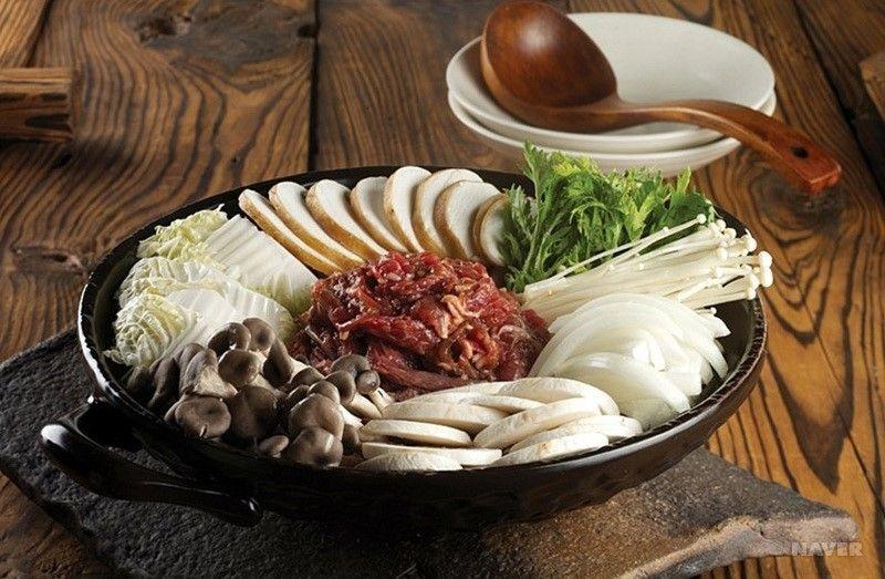 버섯불고기 전골 만드는 법 :: 지식백과