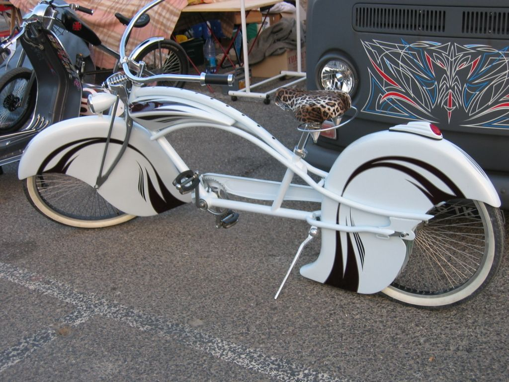 beach cruiser lowrider caddy kulture his hers custom. Black Bedroom Furniture Sets. Home Design Ideas