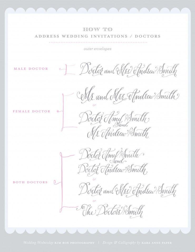 How To Address Wedding Invitations Addressing Wedding Invitations Wedding Invitations Wedding Ideas Board