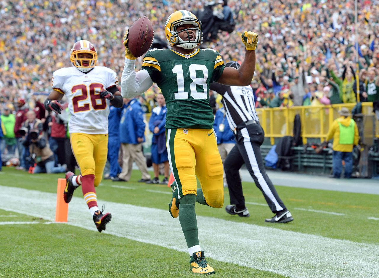 14 Fantasy Players Returning From Injury In 2014 Green Bay Packers Packers Team Nfl Players