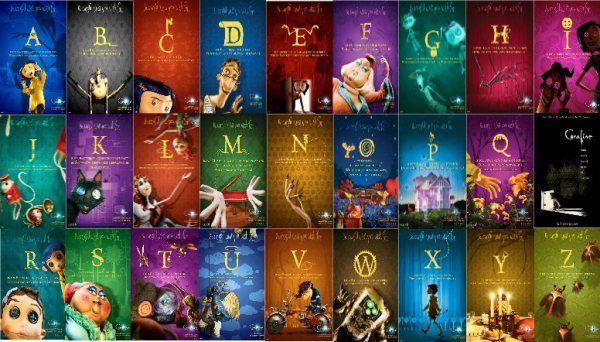 Posts About Books On Books 2 Movies Blog Coraline Coraline Movie Coraline Jones