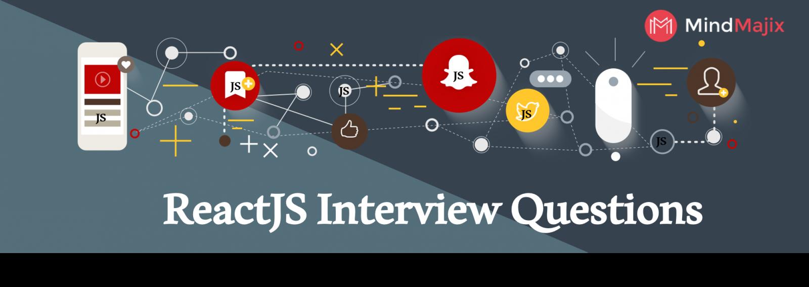 ReactJS Interview Questions | education | Interview questions