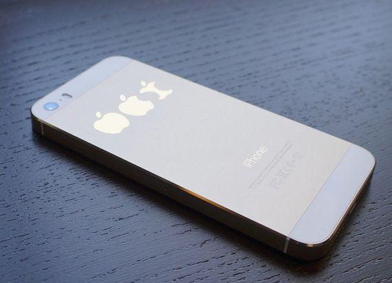 Evoluzione iPhone 5s decalcomania