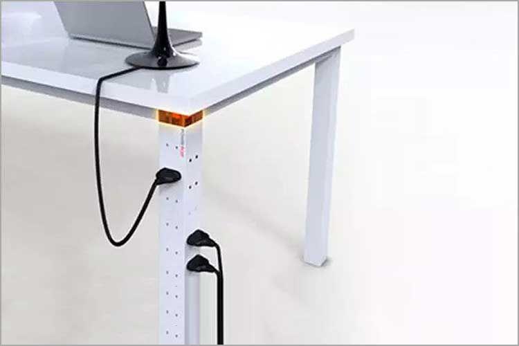 Pasacables para escritorio: cómo ocultar el antiestético ...
