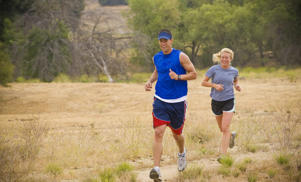 7 Tips for Running in Hot Weather images