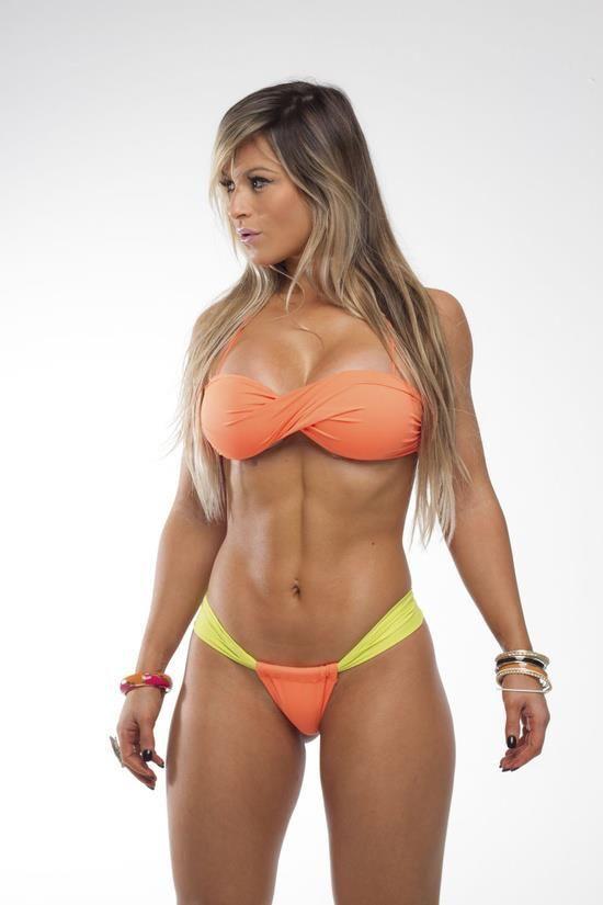 Bikini fitness gallery model