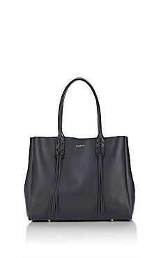 Explore Sale Online Cheap New Styles Womens Tasseled-Handle Small Shopper Lanvin Best Store To Get Cheap Price tD6ZnVc