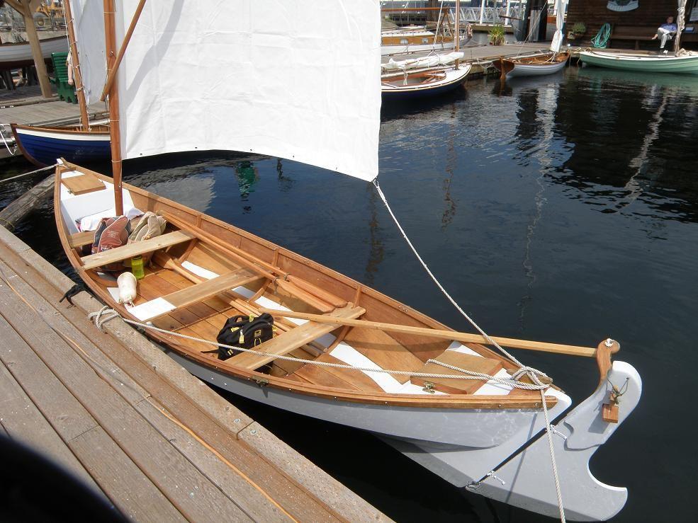 traditional norwegian wooden boat building - Google-haku