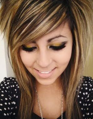 Superb 1000 Images About Hairstyles I Like On Pinterest Emo Girl Hairstyles For Women Draintrainus