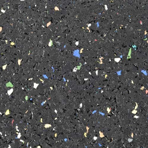 Rubber Flooring Rolls 1 4 Inch Regrind Confetti Rubber Flooring Rubber Tiles Rolled Rubber Flooring