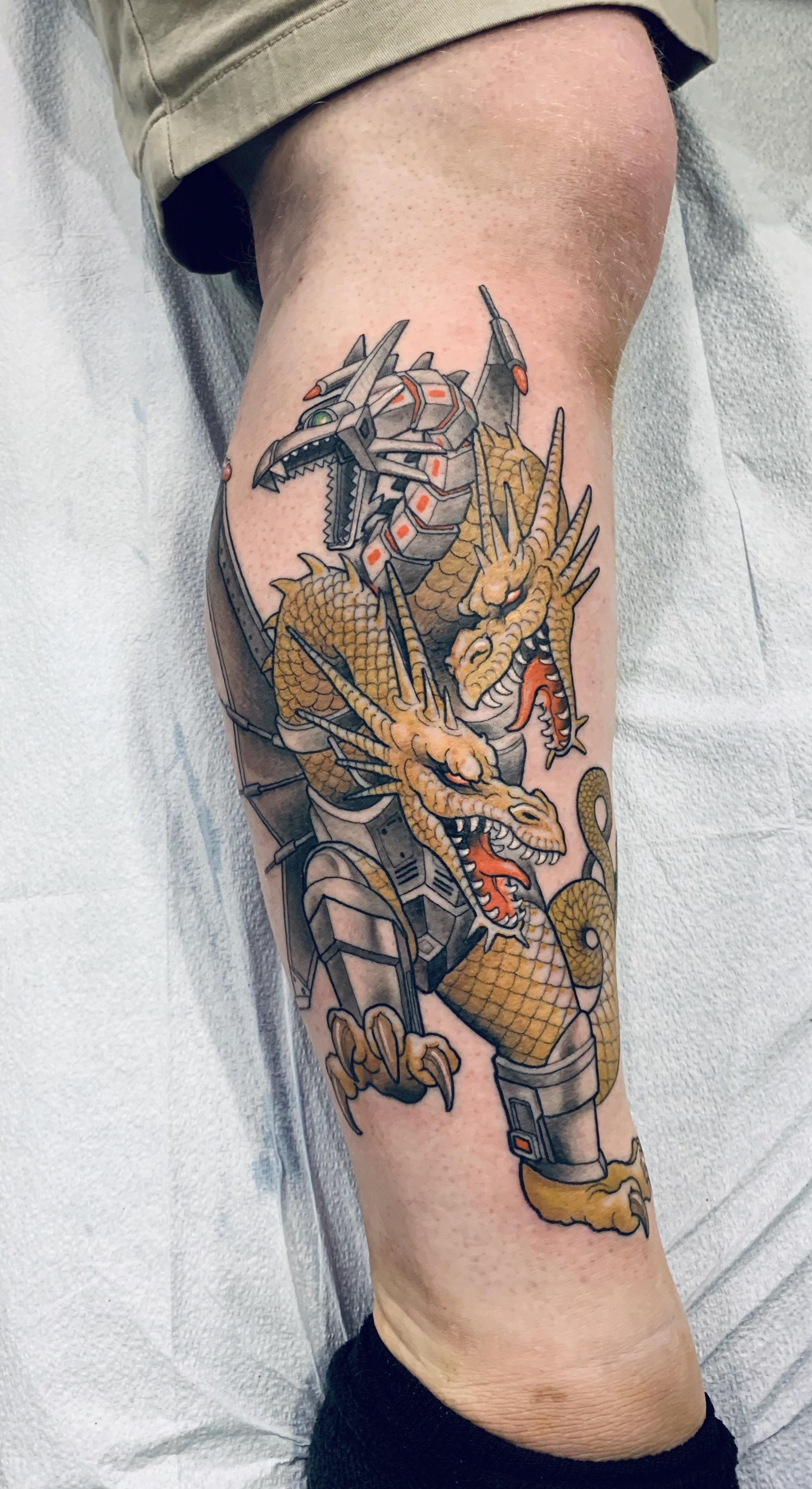 Black metal tattoo chad