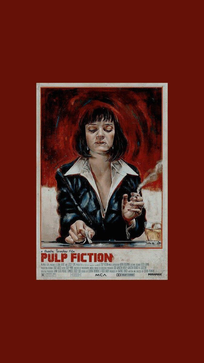 Pulp Fiction Wallpaper Papel De Parede Art Pulp Fiction Fiction Wallpaper