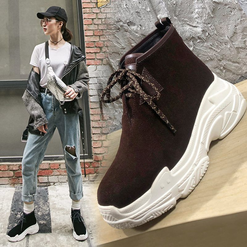 Chiko Bronson Sneaker Ankle Boots