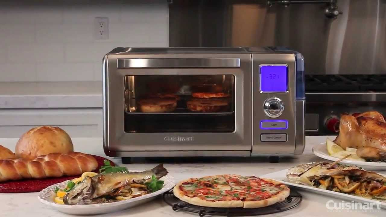 Cuisinart Combo Steam Convection Oven Cs0 300 Commercial Video