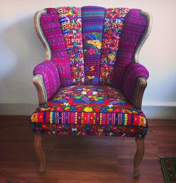 Boho Chic Furniture: Grecia Bohemian Chic Chair By Folk Project Www.folk