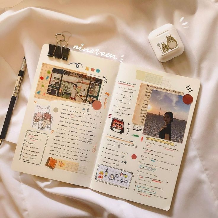 Attack On Titan Scrapbooking Page Bullet Journal Books Bullet Journal Aesthetic Anime Book
