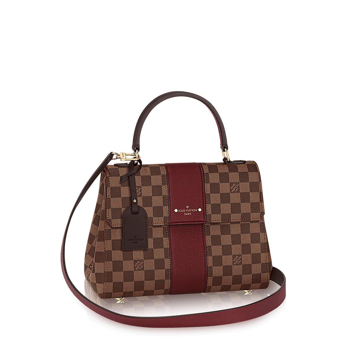1e70c165e50 Bond Street Damier Ebene in Women's Handbags collections by Louis Vuitton