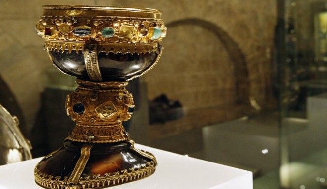 Holy Grail Allegedly Found In Northern Spain