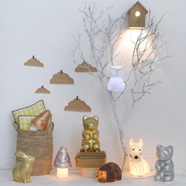 Applique Nichoir Fifi Am Pm Luminaire Chambre Enfant Decoration