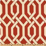 Geometric pattern fabric