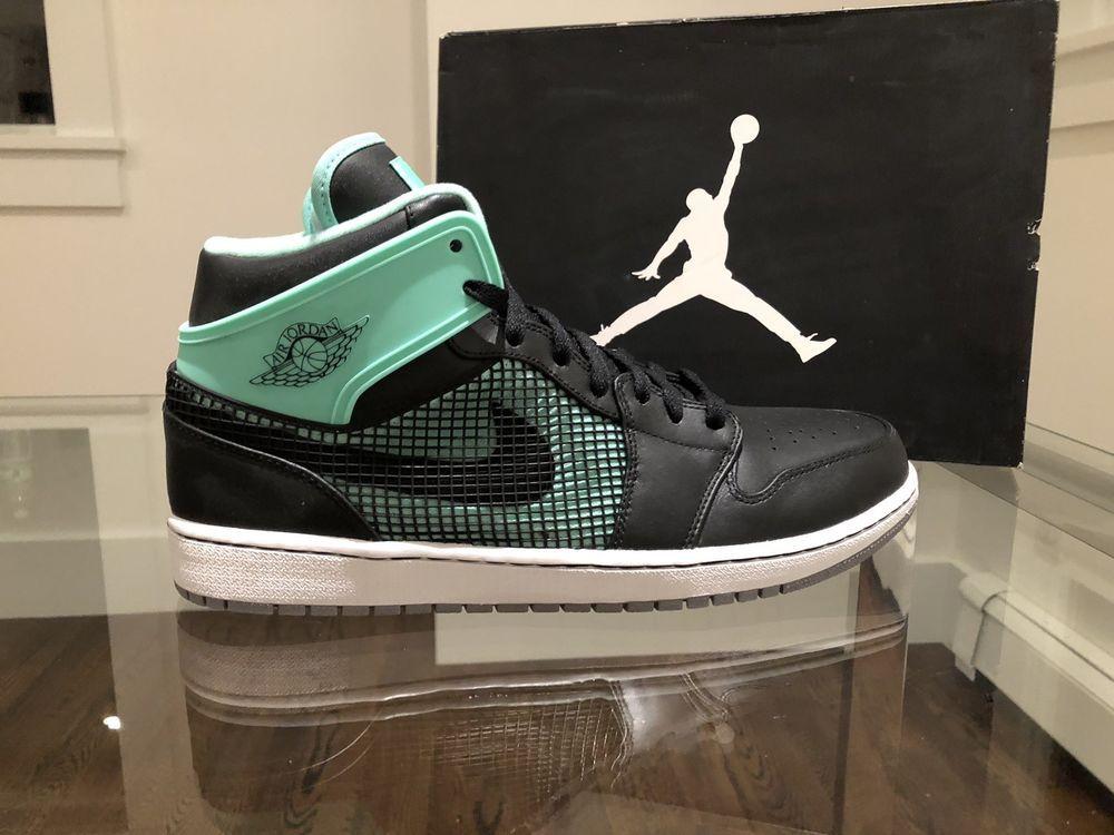 Air Jordan 1 Retro 89 Rare Teal Colorway Size 13  fashion  clothing  shoes 3446bb39e