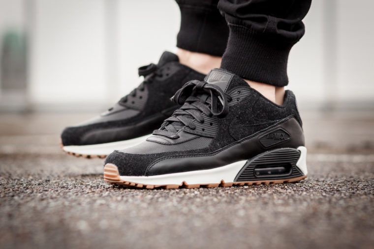 best service 28080 81a85 Nike Air Max 90 Premium Wool