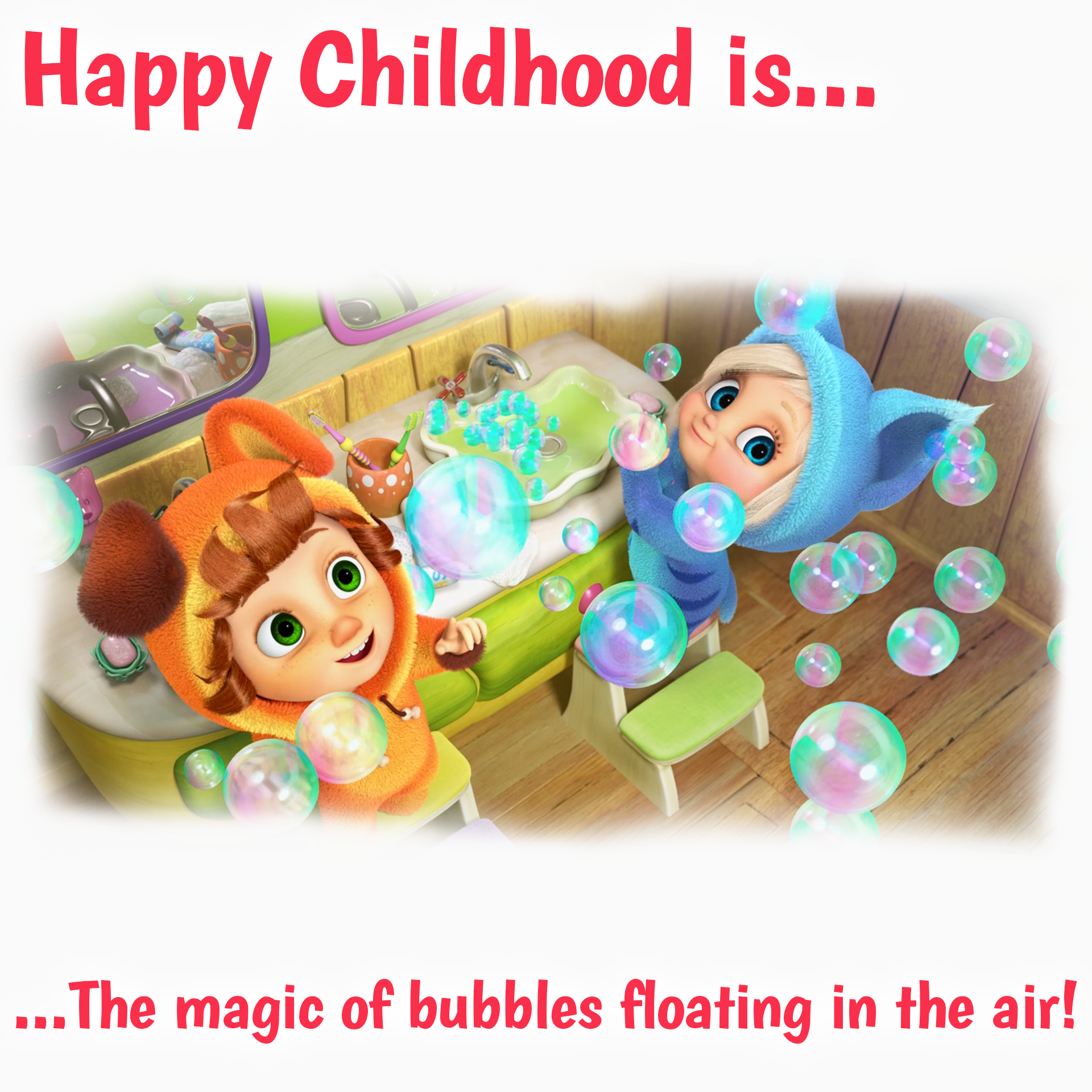 Blowing Bubbles Is A Fun Way To Spend A Warm Summer Day Summertime With Daveandava Dave And Ava Nursery Rhymes Collection Kids Songs
