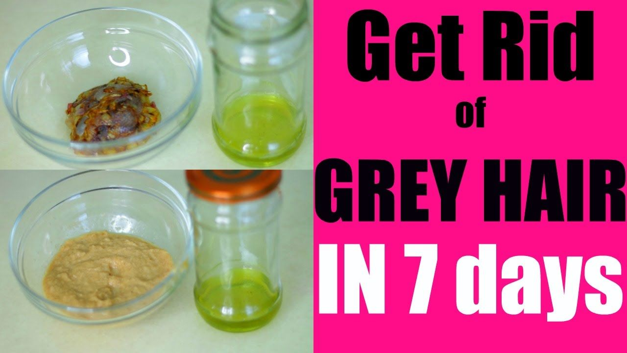 Get Rid Of Grey Hair Naturally In 7 Days Superprincessjo Natural Gray Hair Reverse Gray Hair Natural Hair Styles