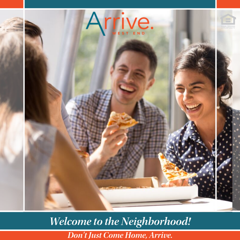 Welcome Home New Neighbors! We Want To Show You Just How