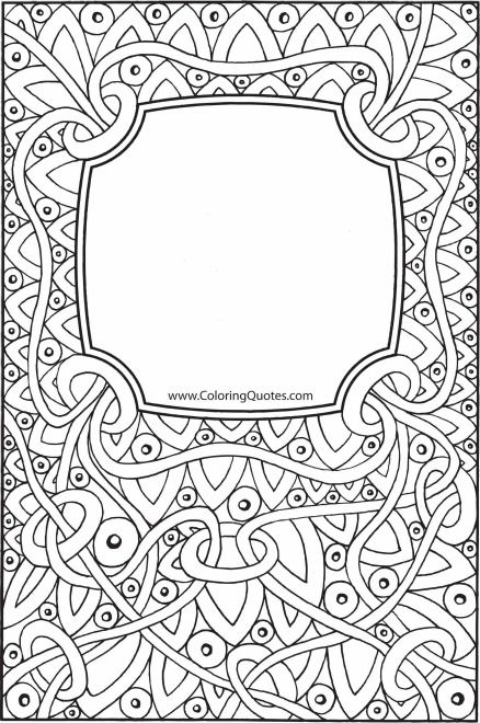Free Sample Pages Coloring Quotes Coloring Journal Coloring