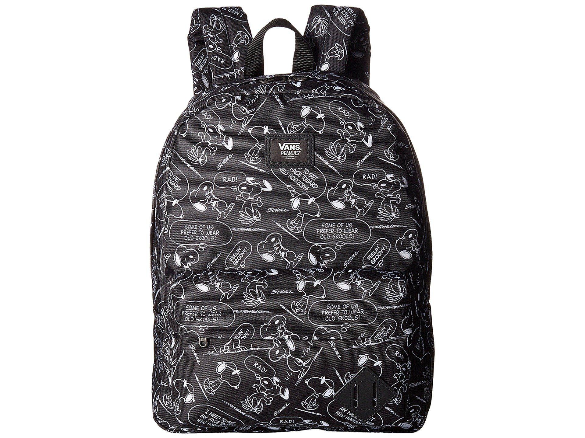 debe7a15b8 VANS Peanuts Old Skool II Backpack.  vans  bags  polyester  backpacks
