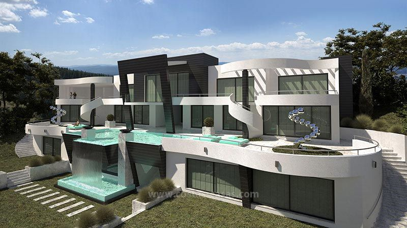 Imaginez la Villa qui correspond à vos attentes et vos désirs. La ...