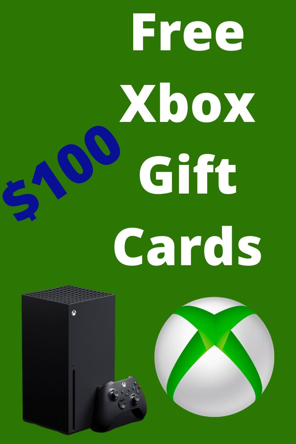 Fee xbox gift cards giveaway freexboxgiftcards